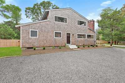 East Hampton Single Family Home For Sale: 76 S Manor Ln