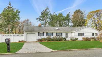 S. Setauket Single Family Home For Sale: 88 Oneida Ave