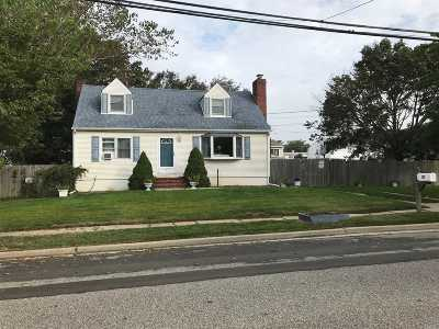 Massapequa Single Family Home For Sale: 108 Spray St