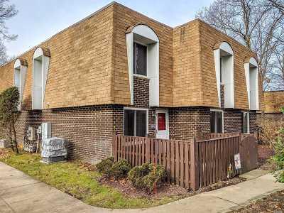 Pt.jefferson Sta Condo/Townhouse For Sale: 10 Birchwood Dr