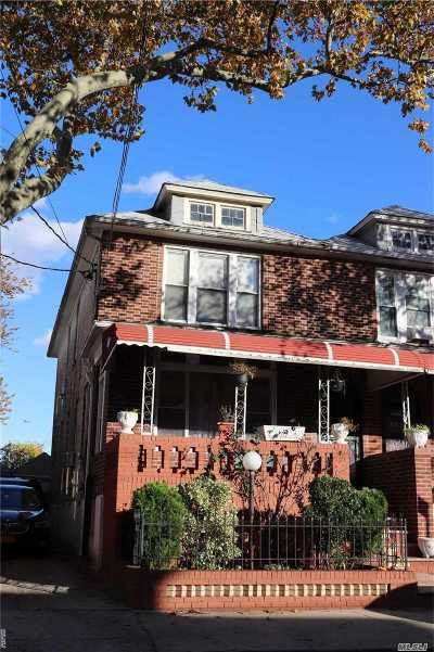 Brooklyn Single Family Home For Sale: 665 East 49 St