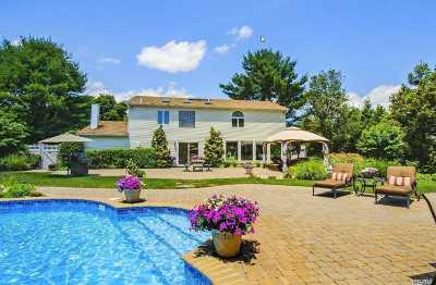 Dix Hills Single Family Home For Sale: 57 Stonehurst Ln