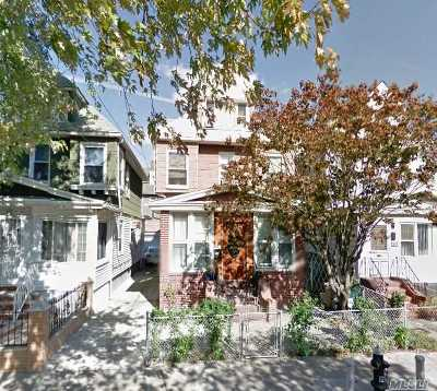 Woodhaven Single Family Home For Sale: 89-17 88 Ave
