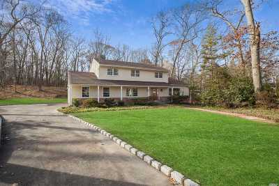 Setauket Single Family Home For Sale: 6 Jefferson Ct