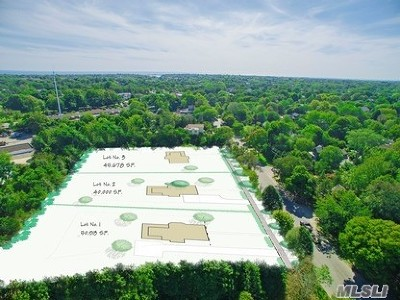 Southampton Residential Lots & Land For Sale: 276 North Main Lot#3