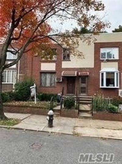 Elmhurst Single Family Home For Sale: 52-26 79 St