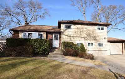 N. Babylon Single Family Home For Sale: 521 Benjamin Rd