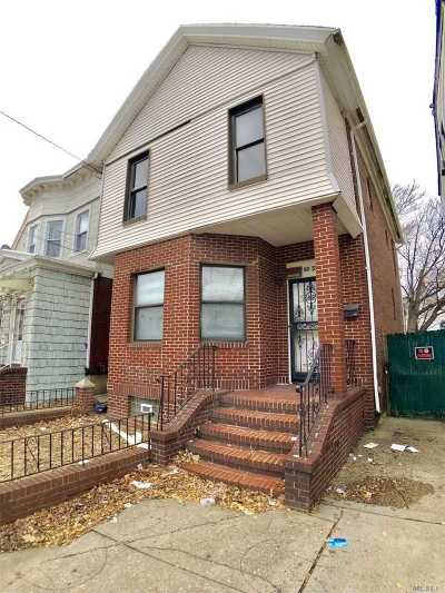 Woodhaven Multi Family Home For Sale: 80-33 88 Rd