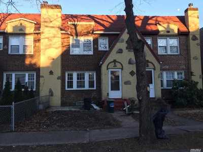 Flushing Single Family Home For Sale: 47-09 188th St