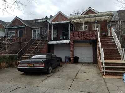 Brooklyn Multi Family Home For Sale: 2524 E 28th St