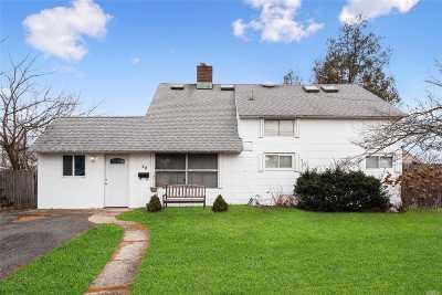 Westbury Single Family Home For Sale: 40 Hidden Ln