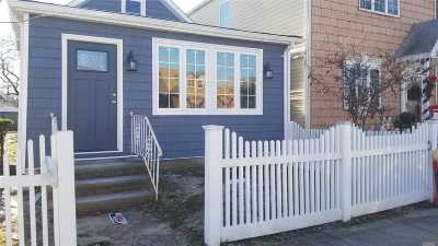 Inwood Single Family Home For Sale: 163 Davis Ave