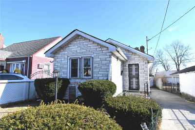 Jamaica Single Family Home For Sale: 130-61 221st St