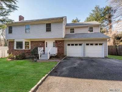 Locust Valley Single Family Home For Sale: 113 Valley Ave