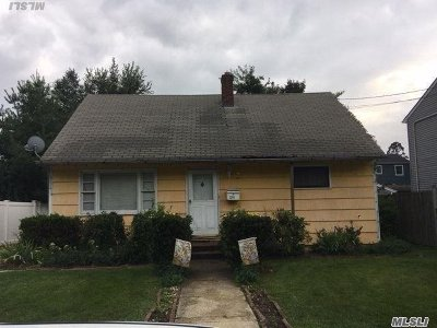 Wantagh Single Family Home For Sale: 2358 Wantagh Ave