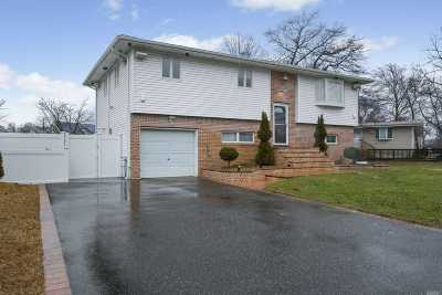 Massapequa Single Family Home For Sale: 62 Carman Pl