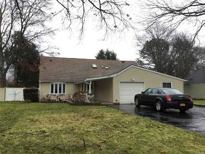 Islandia Single Family Home For Sale: 51 Sand Ln