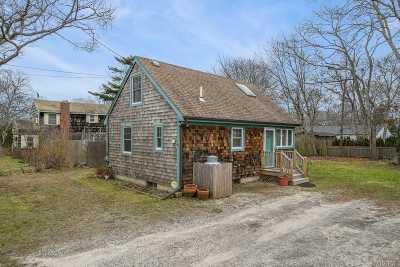 Hampton Bays Single Family Home For Sale: 15 Ocean Ave