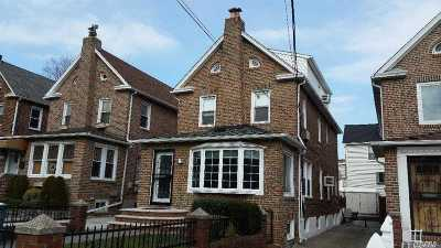 Maspeth Single Family Home For Sale: 54-21 65th Pl