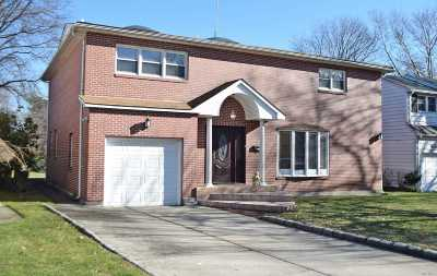 New Hyde Park Single Family Home For Sale: 158 Claudy Ln
