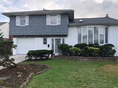 Woodmere Single Family Home For Sale: 594 Church Ave