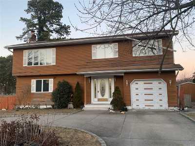 Selden Single Family Home For Sale: 3 Gary Pl