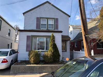 Queens Village Single Family Home For Sale: 110-06 Springfield Blvd