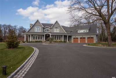 Smithtown Single Family Home For Sale: 7 Hadley Dr