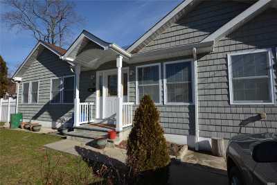 Central Islip  Single Family Home For Sale: 20 Rossmore Ave