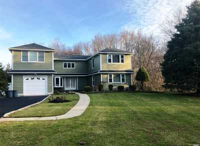 Smithtown Single Family Home For Sale: 3 Ash Ct