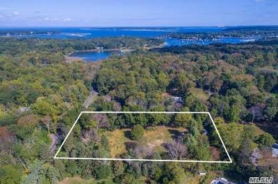 Lloyd Harbor Residential Lots & Land For Sale: 16 Mill Rd