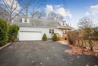 Ronkonkoma Single Family Home For Sale: 115 Haven Ave