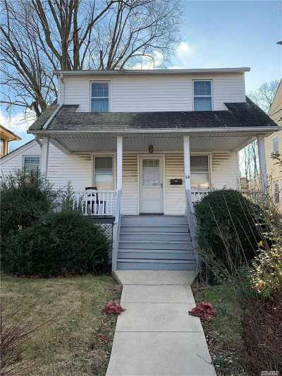 Woodmere Single Family Home For Sale: 65 Centre St