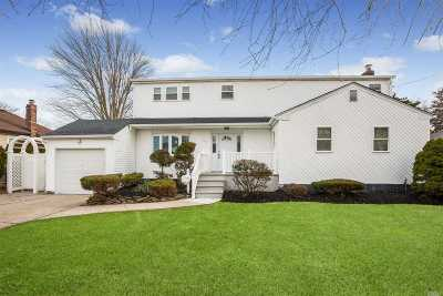 West Islip Single Family Home For Sale: 591 Center Chicot Ave
