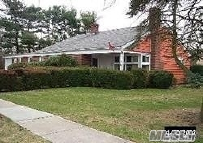 Hicksville Single Family Home For Sale: 89 Stewart Ave