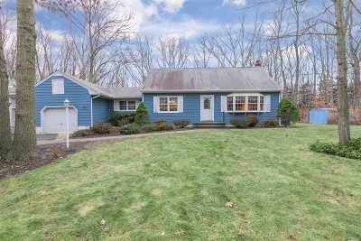 Wading River Single Family Home For Sale