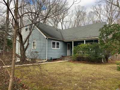 Dix Hills Single Family Home For Sale: 180 Deforest Rd