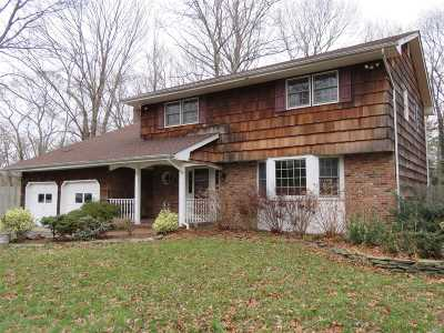 Smithtown Single Family Home For Sale: 1 Salt Box Ct