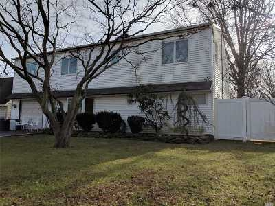 Levittown Single Family Home For Sale: 50 Pelican Rd