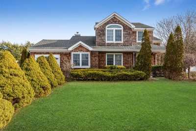 Calverton Single Family Home For Sale: 264 Southfield Rd