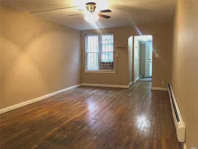 Forest Hills Rental For Rent: 108-48 63 Ave #Ground