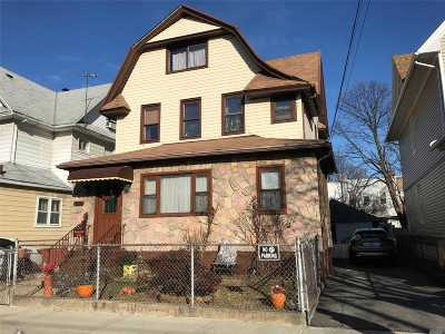Richmond Hill Multi Family Home For Sale: 87-25 117th St