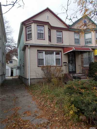 Rego Park Single Family Home For Sale: 6934 Woodhaven Blvd