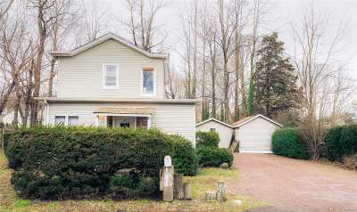 Port Jefferson Single Family Home For Sale: 71 Sheep Pasture