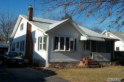 Baldwin Single Family Home For Sale: 1844 Browning St