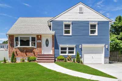 Wantagh Single Family Home For Sale: 3747 Sarah Dr