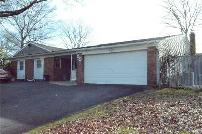 Coram Single Family Home For Sale: 30 Cedar Ave