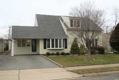 Levittown Single Family Home For Sale: 83 Orchid Rd