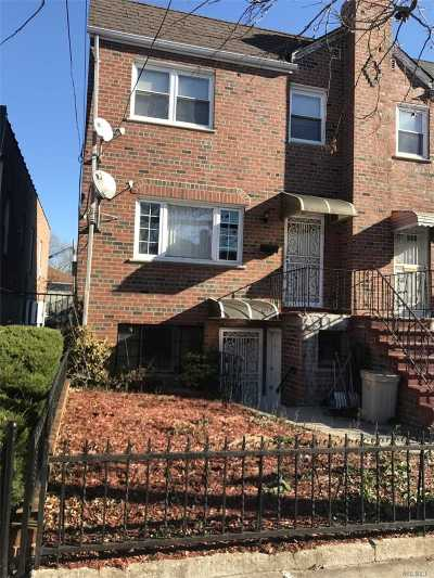 Brooklyn Multi Family Home For Sale: 971 E 46th St