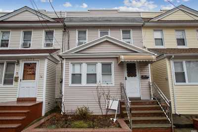 Woodhaven Single Family Home For Sale: 91-12 89th Ave